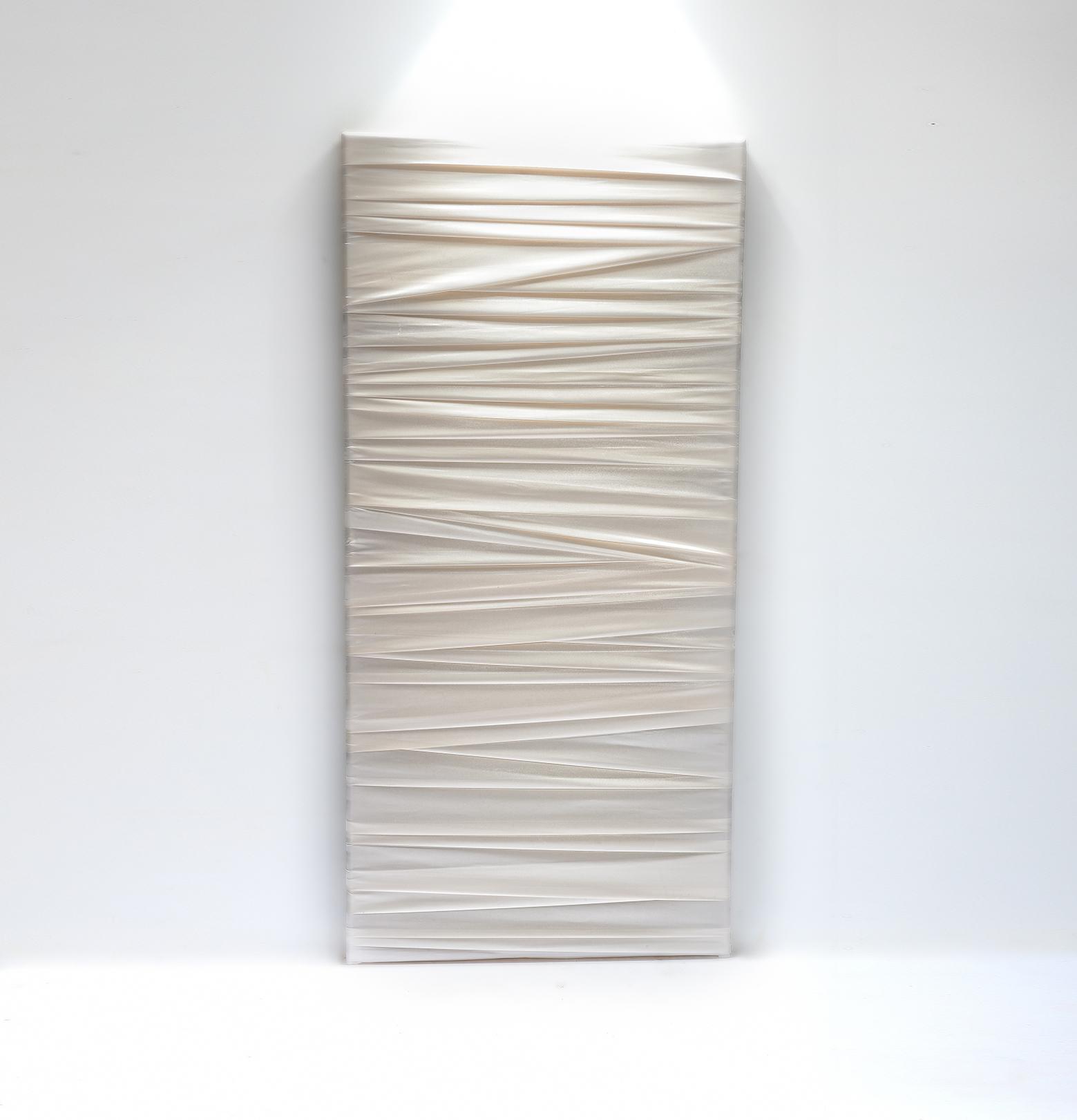 Achim Großmann – Künstler - ArsCubis - Verkleidung einer nicht mehr benutzen Tür